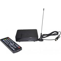 MINI DECODIFICADOR DE TV DIGITAL TERRESTRE (TDT) HD/ DVB-T2