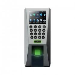 ZKTECO F18 CONTROL DE ASISTENCIA CON RELAY / 3000 HUELLAS / TCP IP / USB / RS485