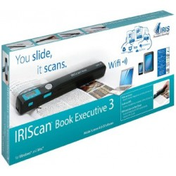 IRIScan Book Executive portable WIFI