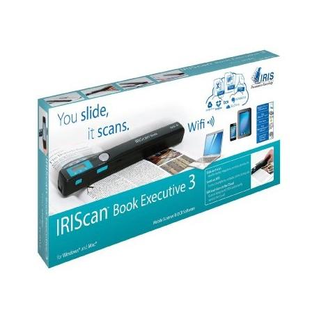 IRIScan Book Executive portable WIFI