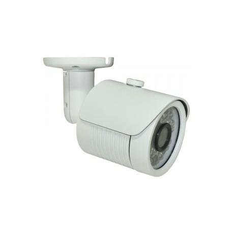 CAMARA IP BULLET HD - 1/3 SONY 3.2MP - LENTE FIJO DE 3,6mm - INFRARROJA (30 LEDS) - INTEMPERIE