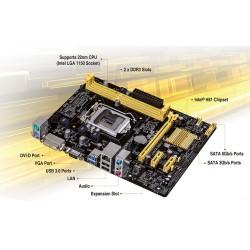 Board ASUS H81M-K